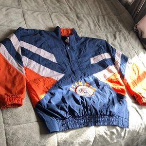 Vintage Illinois Starter jacket